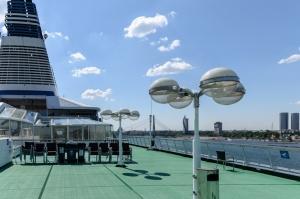 Greznais kuģis, kas parasti kursē maršrutā Helsinki – Stokholma, šovasar – jūlijā un augusta pirmajā pusē – apkalpos pagaidu maršrutu Helsinki–Rīga 37