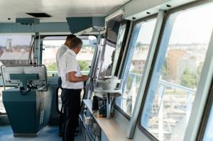 Greznais kuģis, kas parasti kursē maršrutā Helsinki – Stokholma, šovasar – jūlijā un augusta pirmajā pusē – apkalpos pagaidu maršrutu Helsinki–Rīga 41