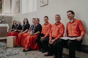 Kurmenes katoļu baznīcā vērienīgi atzīmē 150 gadu jubileju 17