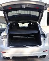 Travelnews.lv apceļo Rīgu ar jaudīgo un jauno «Porsche Cayenne GTS» 34