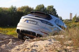 Travelnews.lv apceļo Rīgu ar jaudīgo un jauno «Porsche Cayenne GTS» 42