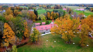 «Rankas muiža» ietērpusies košās rudens krāsās. Foto: Rankasmuiza.lv 5