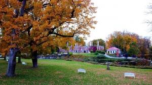 «Rankas muiža» ietērpusies košās rudens krāsās. Foto: Rankasmuiza.lv 10