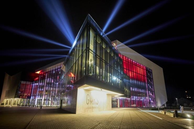 Rēzekne nosvinējusi Latvijas 102. dzimšanas dienu  Foto: Rēzeknes TIC
